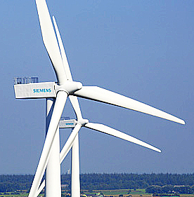 Siemens announced that it will supply up to 600 MW of its wind turbines to Samsung C&T and independent wind and transmission operator, Pattern Energy, ...