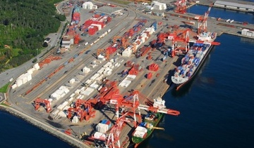 Port of Halifax (Photo: Halifax Port Authority)