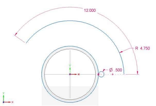 How to create a wrapped spring in Solid Edge - Design Engineering