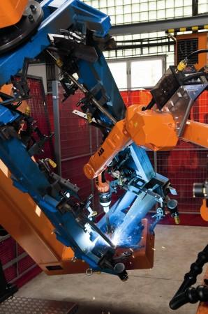 ABB 1600ID Welding Robot
