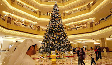It S Beginning To Look A Lot Like Christmas In Dubai