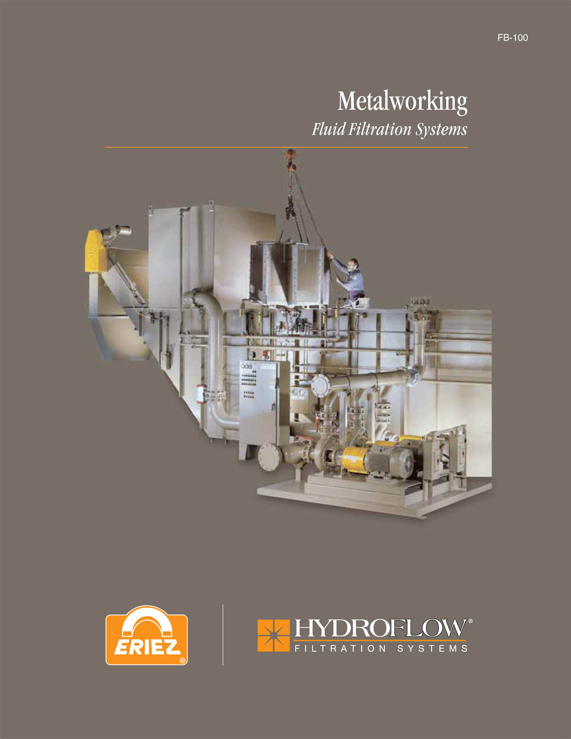 Free Metalworking Fluid Filtration Brochure Available From