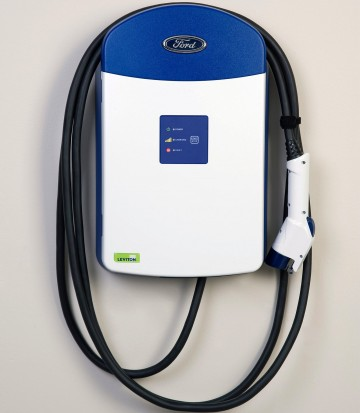 FORD OF CANADA - 240-Volt Home Charging Station