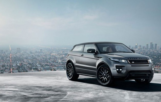 The Land Rover Evoque. Tata Motors acquired Jaguar and Land Rover in 2008. PHOTO: Jaguar Land Rover