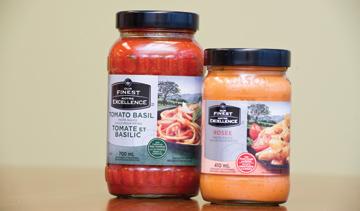 Walmart Our Finest sauces