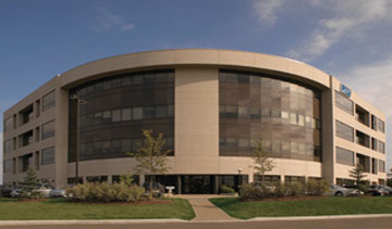 BlackBerry corporate headquarters in Waterloo, Ont. PHOTO BlackBerry