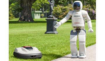 Meet Miimo Honda S Robotic Lawnmower Canadian Manufacturing