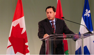 Brad Duguid, minister of economic development and innovation for the province of Ontario PHOTO: Ontario Ministry of Economic Development and Trade