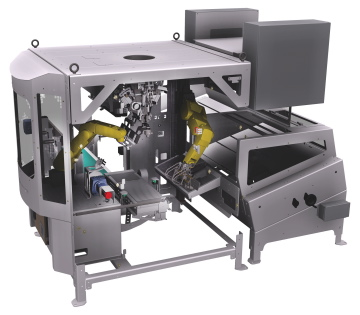 PTR-1030 Series open-mouth bagging machine from Premier Tech's Industrial Equipment Group.