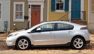 Volt Unplugged Tour in Georgetown area of Washington, DC