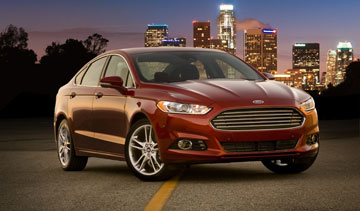 The all-new 1.5L four-cylinder EcoBoost engine will be available in the Fusion sedan in North America later this year. PHOTO Ford