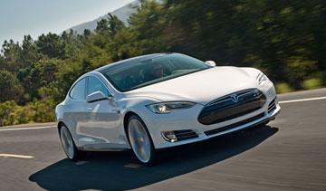2014 Tesla Model S electric sedan. PHOTO Tesla Motors
