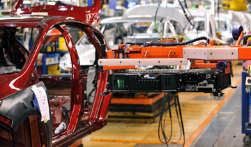 With its share of North American-built vehicle parts content dropping, Canada should focus on innovation and technology to regain its market share. PHOTO Ford