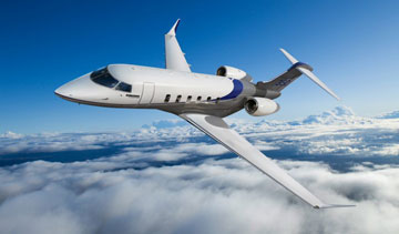 The eight-passenger jet will be able to ascend up to 43,000 ft., according to Bombardier, with a range of 5,926 kilometres. PHOTO Bombardier