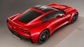 The 2014 Chevrolet Corvette Stingray coupe will come in with an MSRP of $52,745, more than $7,000 less than the entry-level 2013 Corvette coupe. PHOTO General Motors