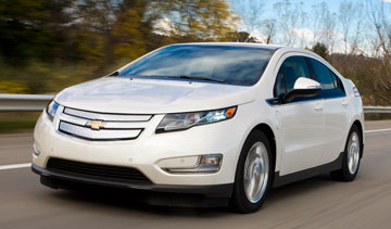 GM Canada has knocked about $5,000 off the sticker price of its 2014 Chevrolet Volt. PHOTO General Motors