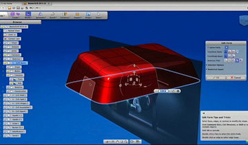 Inside Fusion 360 - Design Engineering