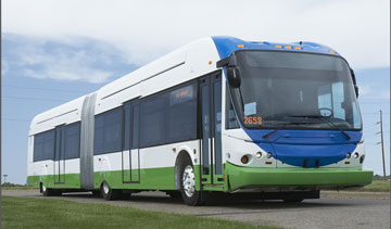 New Flyer gets order for as many as 192 buses from Denver transit