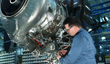 Canada's aerospace sector should be on the rebound. PHOTO Pratt & Whitney Canada