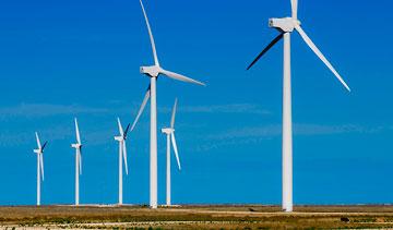 Siemens Canada will build 67 wind turbines for a 150-megawatt installation in southwestern Ontario. PHOTO Pattern Energy