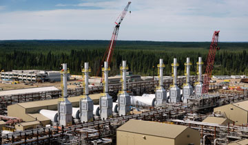 Canada's Cenovus Energy has increased its resource development advertising campaign, along with the Canadian Association of Petroleum Producers (CAPP) and the federal government. PHOTO Cenovus Energy