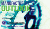 Manufacturers poised for growth in 2014