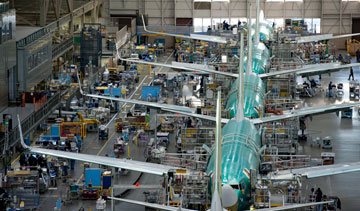 Air Canada has placed an order with Boeing Co. for as many as 109 737 MAX aircraft worth as much as a reported US$6.5-billion. PHOTO Boeing