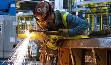 GM is investing almost $3.1-billion to upgrade five plants in Michigan, Indiana and Ohio. PHOTO General Motors