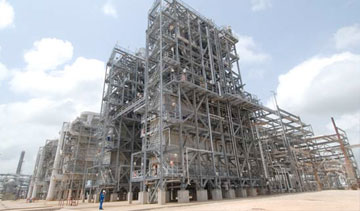 Dow's Texas Operations in Freeport, Texas. PHOTO: The Dow Chemical Co.