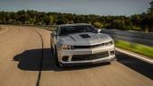 The 2014 Chevrolet Camaro Z/28 will set you back more than a Corvette Stingray when it goes on sale this spring. PHOTO General Motors