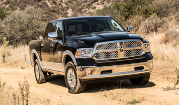 Pickup trucks will continue to lead Canada's auto sales surge in 2014. PHOTO Chrysler