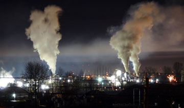 The 28-country European Union has beefed up its carbon trading system. PHOTO Gavin Schaefer