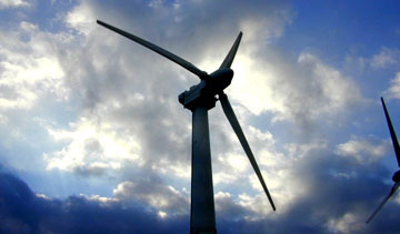 Wind energy production in Ontario has doubled since 2009. PHOTO Harvey McDaniel