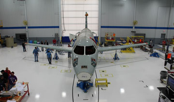 Bombardier has received FAA approval for the first test flight of its new Learjet 85. PHOTO Bombardier