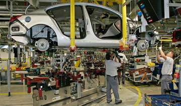 The no layoff guarantee covers three Opel plants in Germany, including one in Ruesselsheim. PHOTO Opel