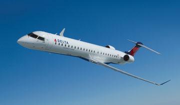 Bombardier's CRJ900 NextGen regional aircraft. PHOTO Bombardier