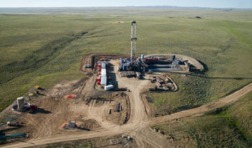 Encana has sold more than 124,000 acres of land in Wyoming for US$1.8-billion. PHOTO Encana