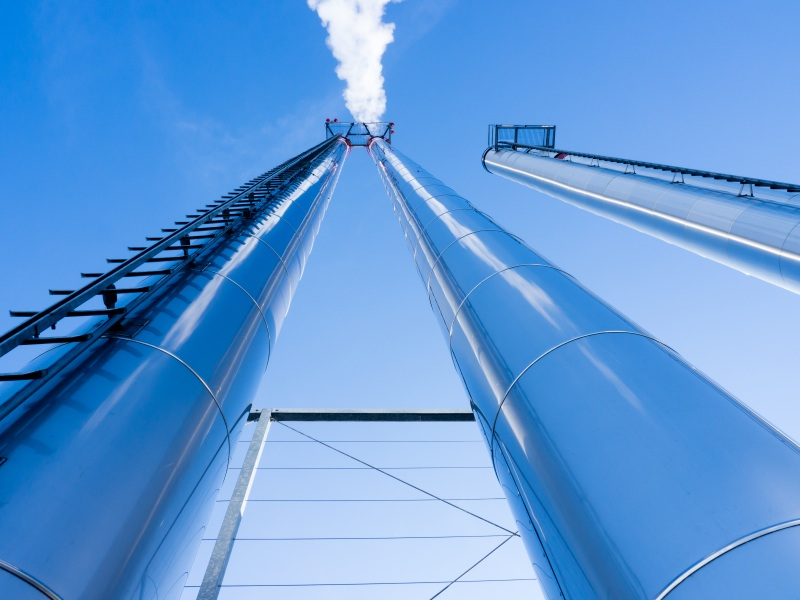 Cleantech companies at Zero2014 report interest in their technologies in traditional sectors such as oil and gas, cement manufacturing and coal refining. Photo: iStock