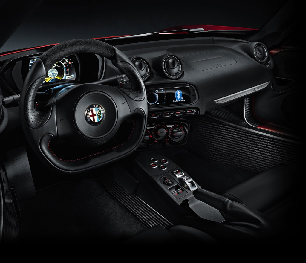 Alfa Romeo 4C Coupe Set To Launch In Canada This Summer