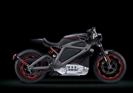 Harley-Davidson's Project Livewire was engineered to sound like a jet fighter rather than an internal combustion engine