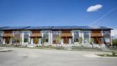 Net-Zero Townhomes. PHOTO Landmark Homes.