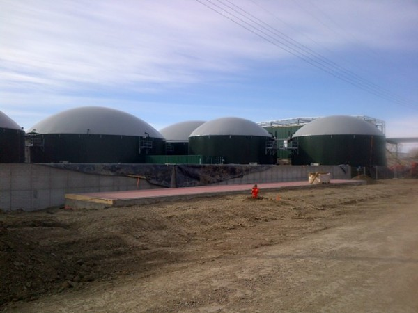 Lethbridge Biogas LP