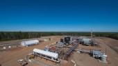 N-Solv's bitumen extraction solvent technology (BEST) pilot at Suncor's Dover lease in Alberta. PHOTO Hatch Ltd.