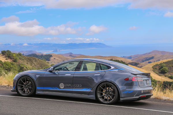 Tesla Model S aftermarket growing thanks to California firm