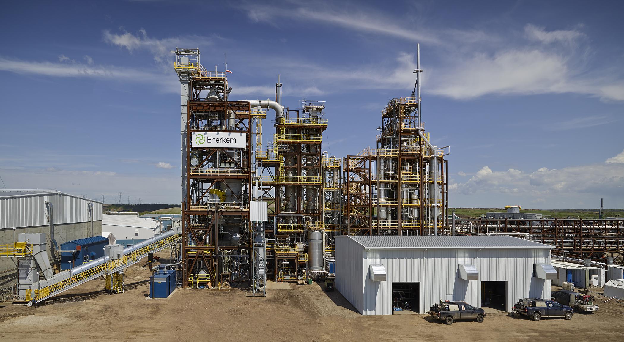 Enerkem Biofuels