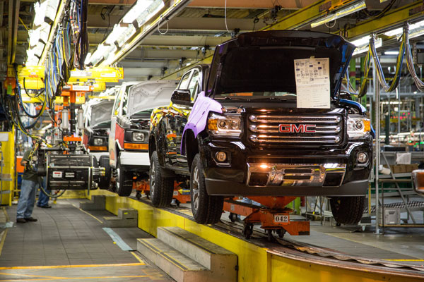 GM is adding 750 jobs at its assembly plant in Wentsville, Mo. PHOTO GM