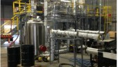 Inside the Brantford plant. PHOTO GreenMantra.
