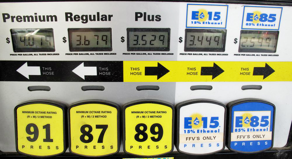 E85 Gas Stations >> Ethanol market chasing U.S. as Canada's fueling options ...