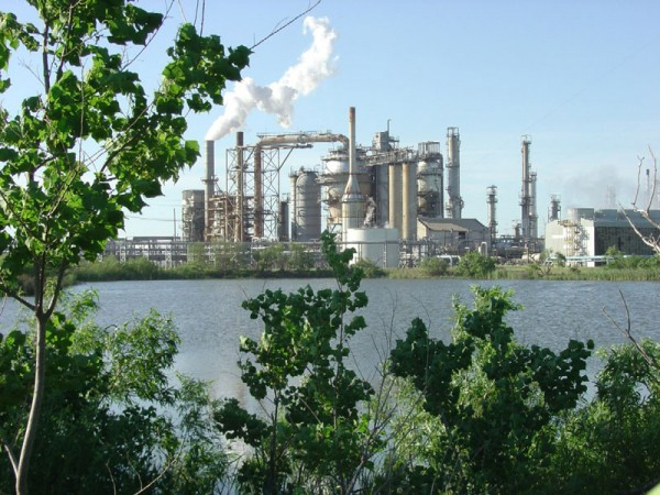 Shell's refinery in Port Arthur, Texas. PHOTO Shell