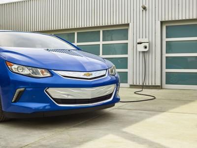 2016 Chevrolet Volt. PHOTO GM